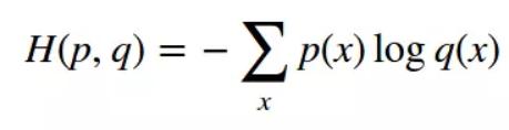 definition of cross-entropy loss | insideAIML