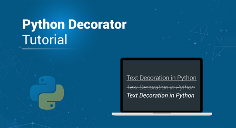 Decorator in Python
