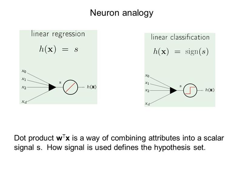 Neuron analogy | insideaiml