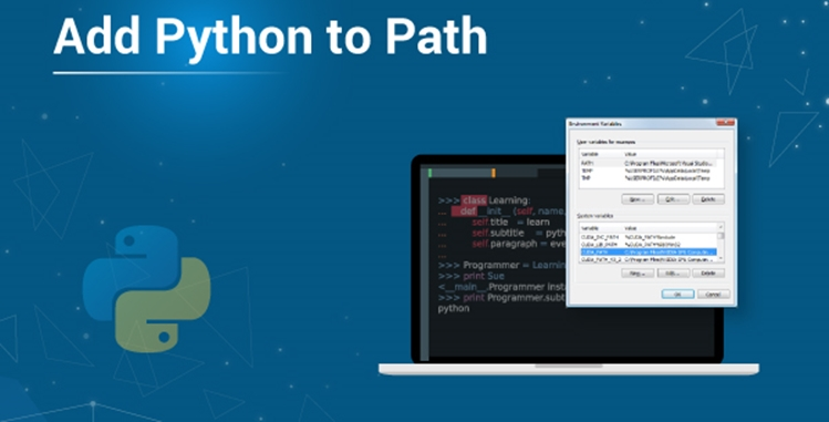Add Python to Path | Insideaiml