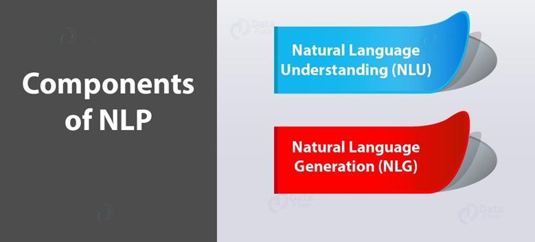 Figure. Components of NLP