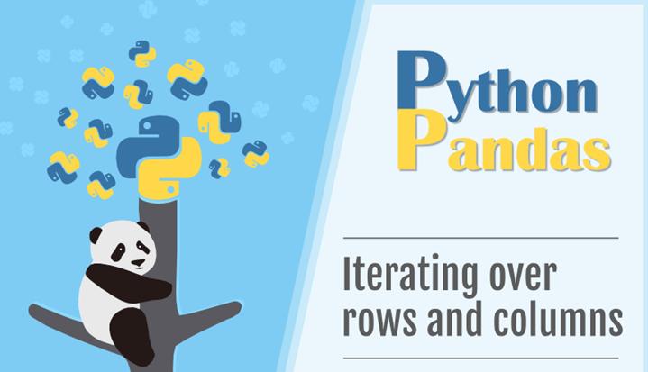 Python Pandas - Iteration | Insideaiml