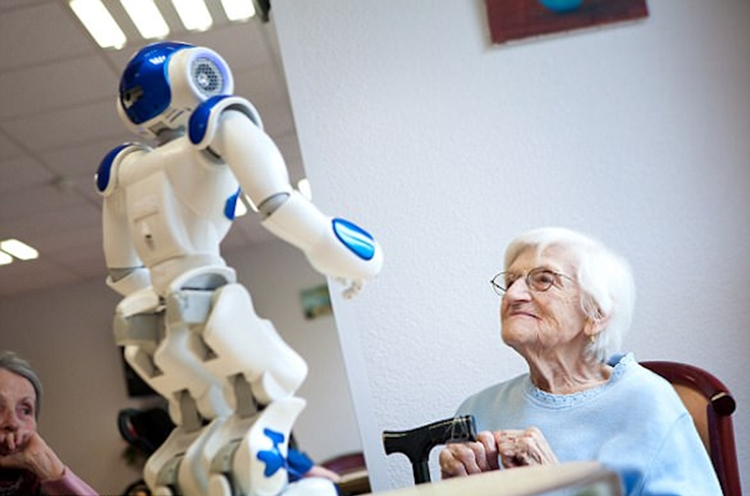 Robots and Dementia Care | Insideaiml