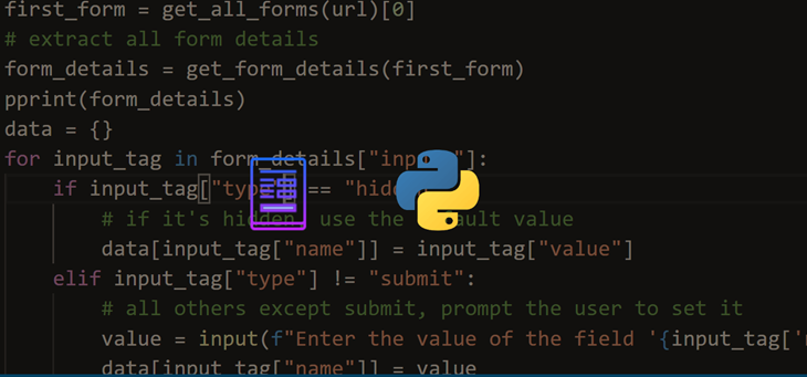 WebForm Submission in Python | Insideaiml