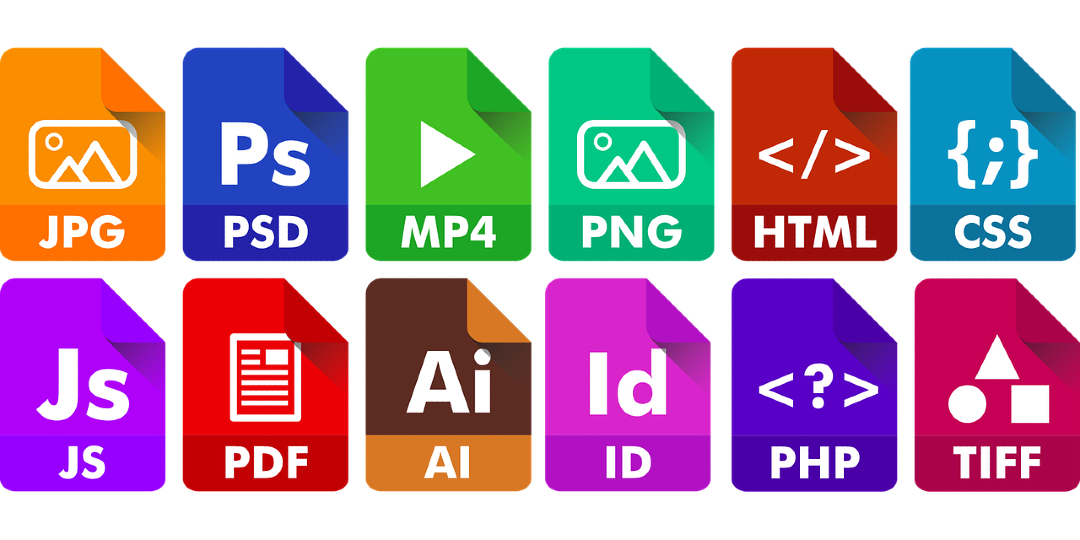 Different Kinds of Files