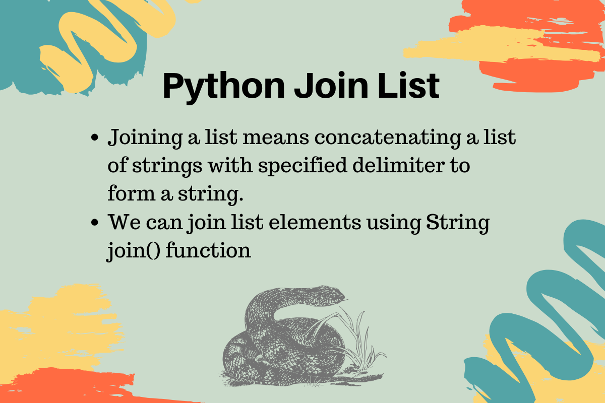 Join Array In Python