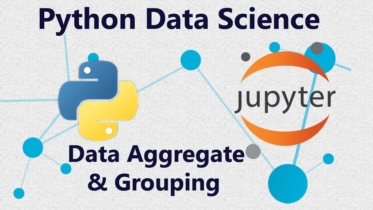 Python data aggregate & grouping