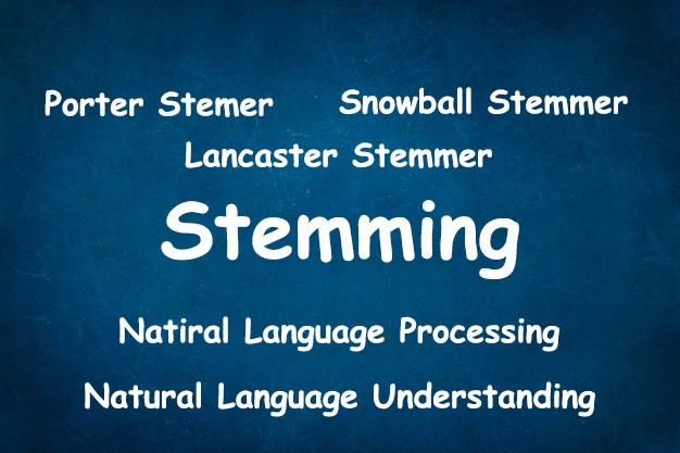 Stemming Algorithms | Insideaiml