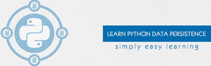 Python Data Persistence | Insideaiml