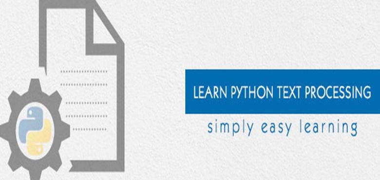 Python - Text Processing | Insideaiml