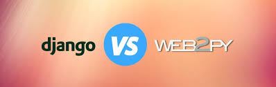 django vs web2py